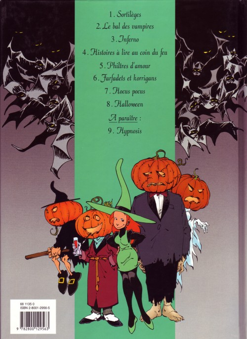 Mélusine – tome 8 - HALLOWEEN (French Edition)