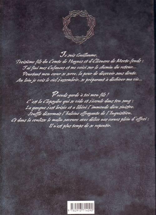 Maledictis 1 les d mons de la lune for Clair logis le pontet