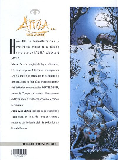 attila mon amour tome 05 terre brulees