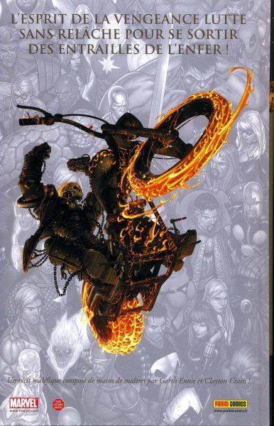 Marvel les incontournables 10 ghost rider - Dessin de ghost rider ...